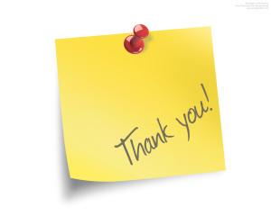 Gratitude
