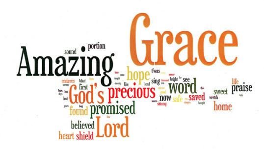 Amazing Grace by Len Matthews