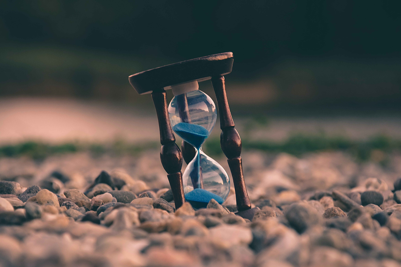 Als de tijd ten einde loopt …… Slechts een klein deel gered